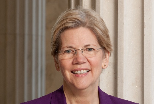 Elizabeth Warren Announces Plan to Run as Black Man in 2020 Election