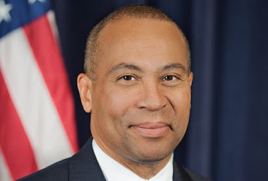 Deval Patrick Announces Late Bid for 2020 Book Deal