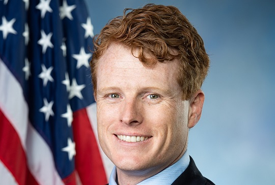 Joe Kennedy Takes Bold, Totally Original Step of Kennedy Running for Senate at Young Age
